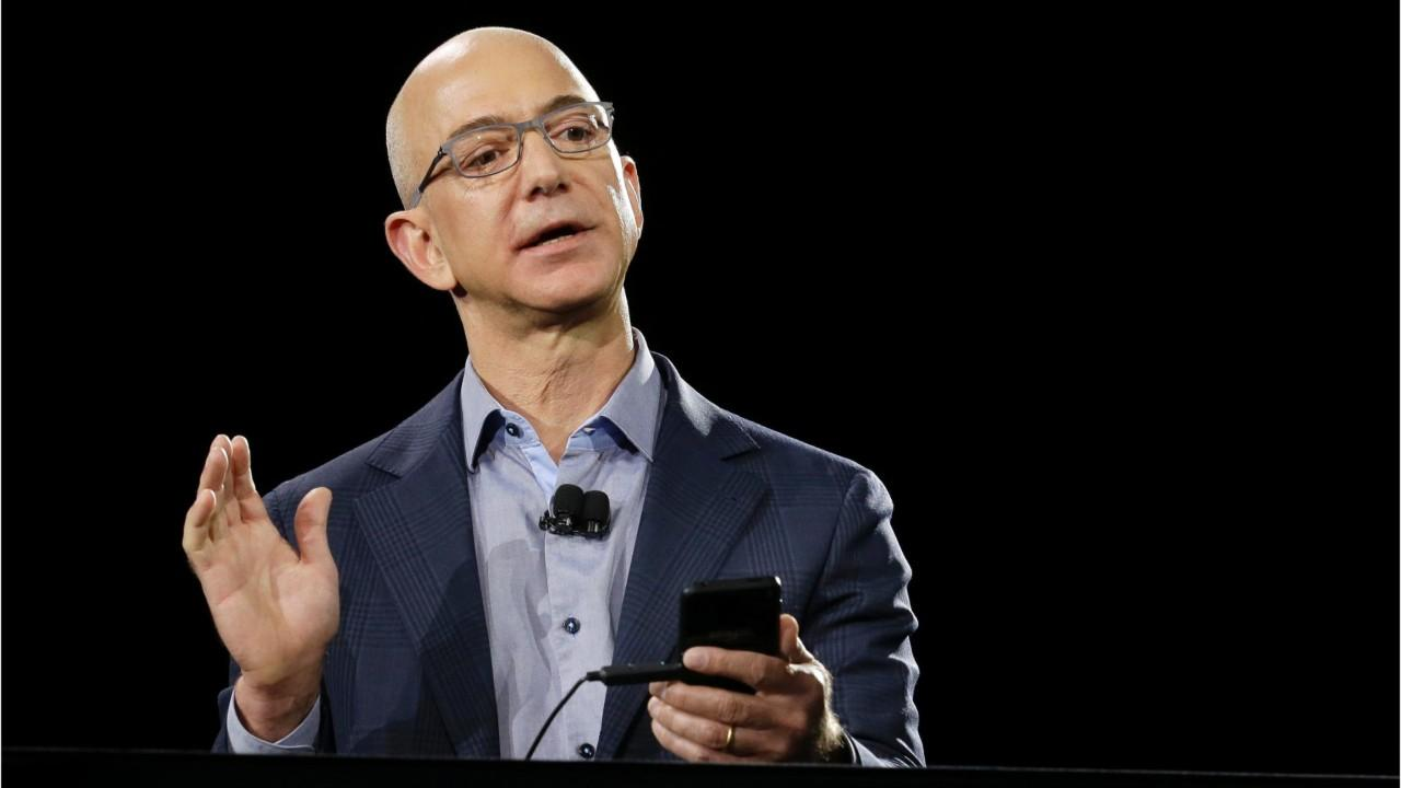 Jeff Bezos Admits Amazon Has 'Weirdest Meeting Culture'