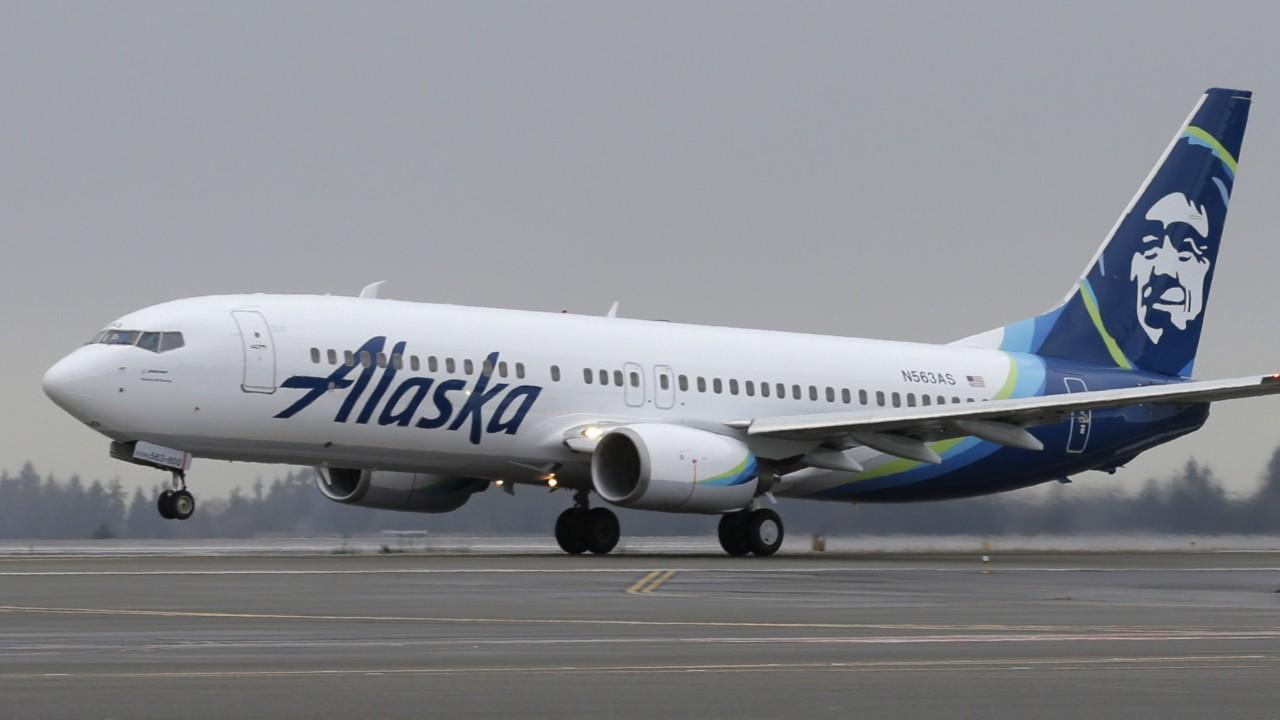 Alaska airlines to offer discount no frills tickets video nasdaq buycottarizona Choice Image