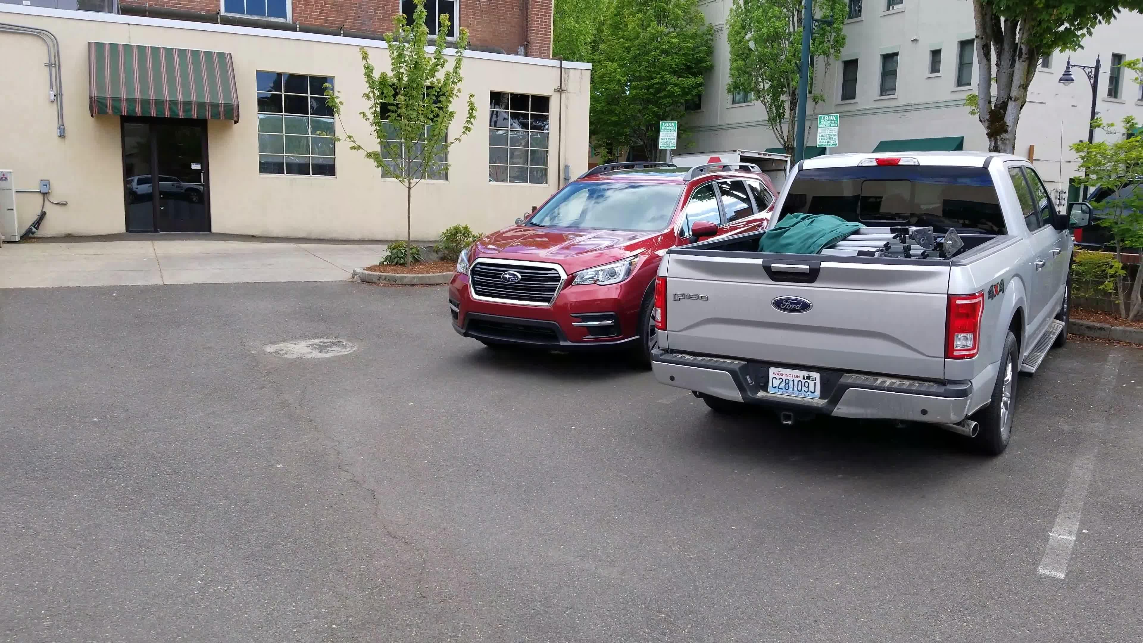 2019 Subaru Ascent vs Pilot, Highlander and CX-9: How they compare on paper
