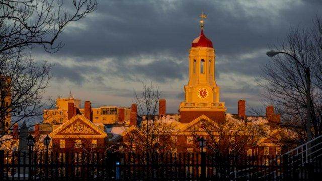 Harvard gave Asian-American applicants lowest scores on