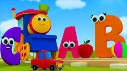 Bob The Train | Bob, The Train On A Phonics Adventur...