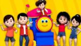 Learning street with Bob | Promo | kids show | coming soon