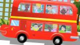 Wheels on the bus | Nursery Rhymes For Kids and children's songs