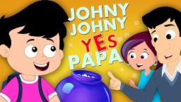 Johny Johny Yes Papa | Original Nursery Rhymes For K...