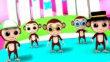 Luke & Lily - If You're  Happy | Nursery Rhymes | Songs For Childrens | 3D Rhymes | Kids Videos