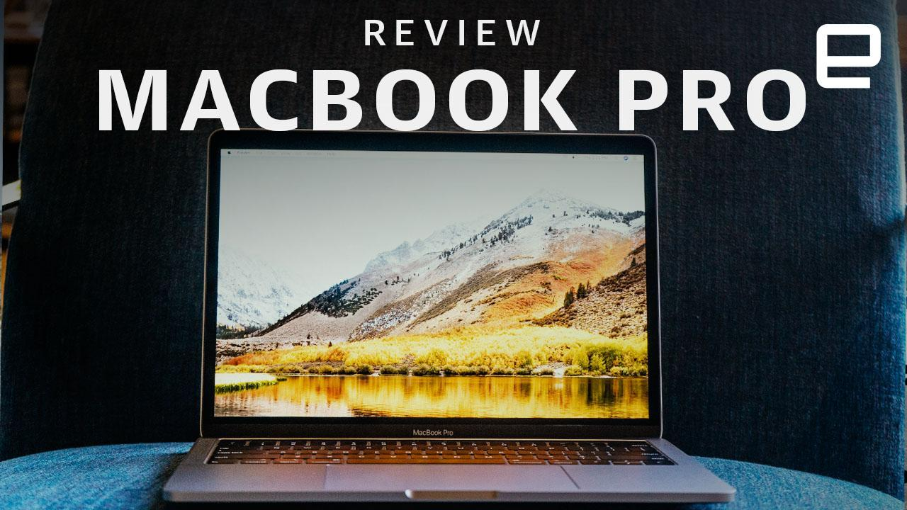 MacBook Pro review (2018): Apple plays catch-up