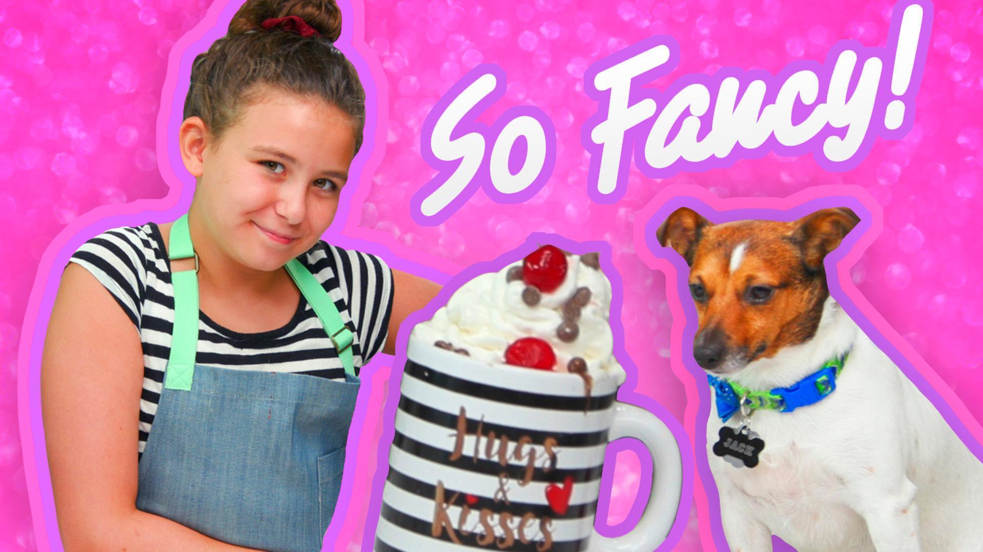 So Fancy: Dog Friendly Chocolate Mug Cake