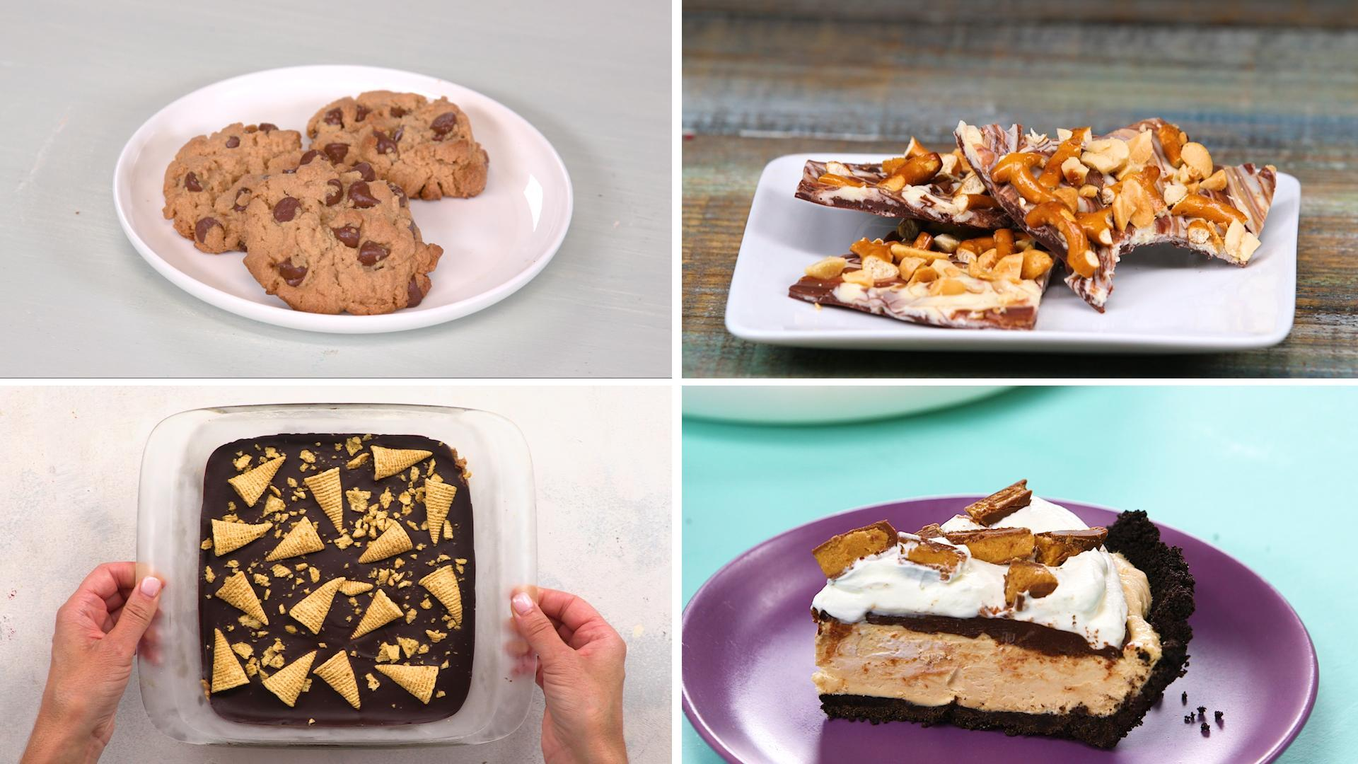 How to Make 5 Peanut Butter and Chocolate Recipes