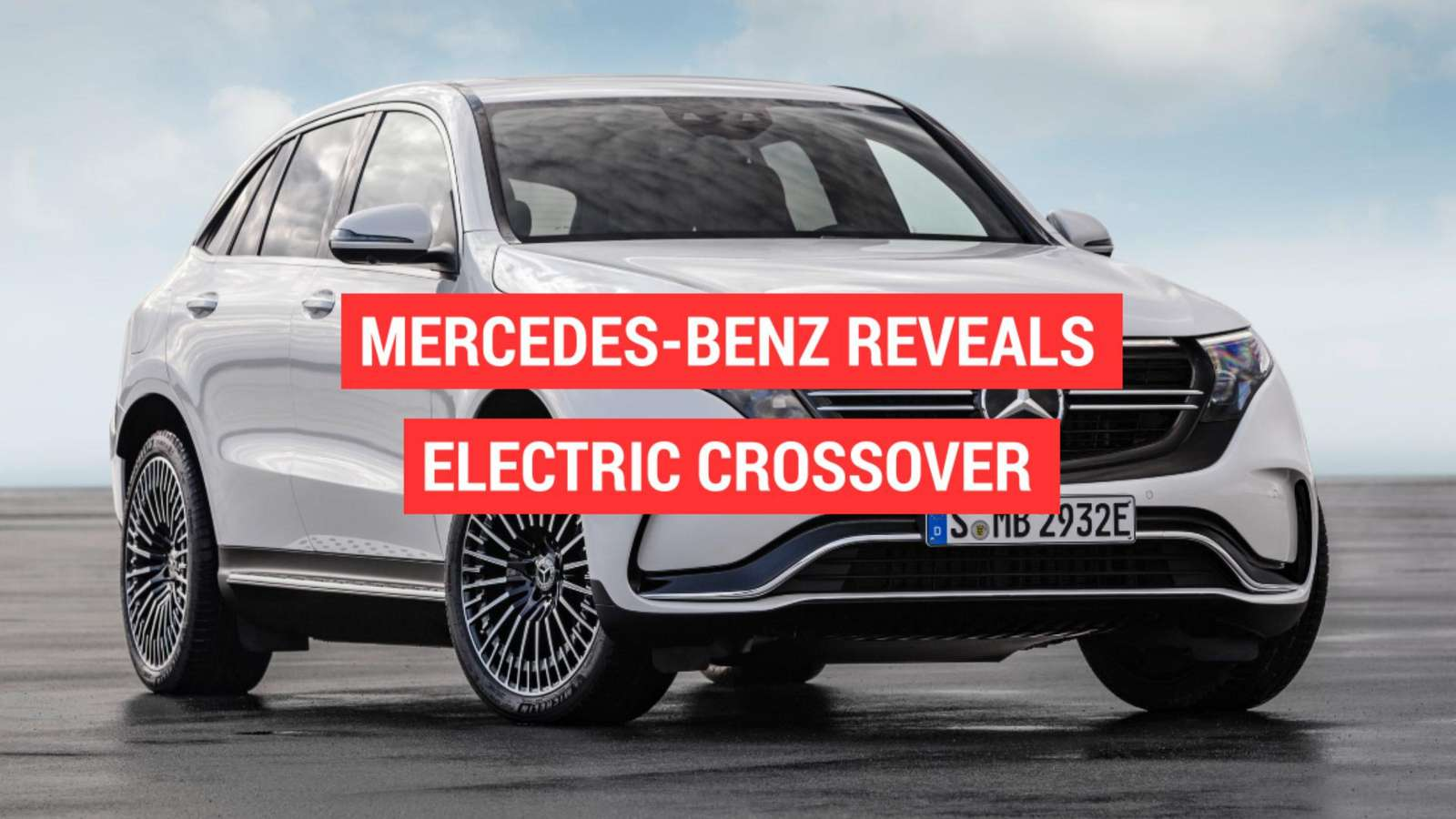 Mercedes halves EV production target due to battery shortage