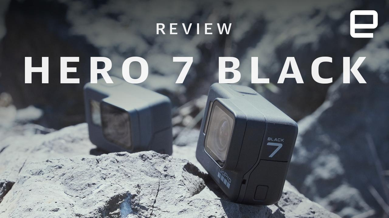 04d0f7e1 The first, and in my opinion the best, update to the Hero 7 Black is  improved stabilization (which GoPro calls HyperSmooth).
