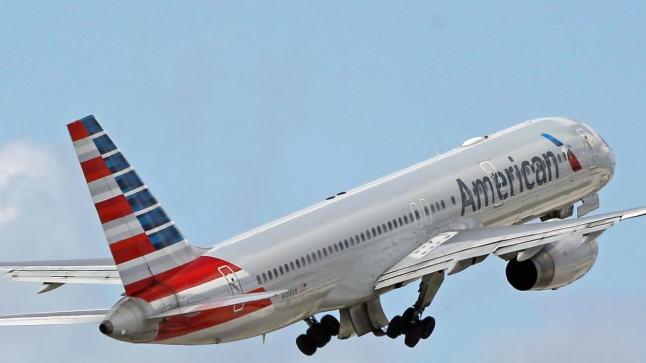 Florida student charged after trying to steal American Airlines jet from airport