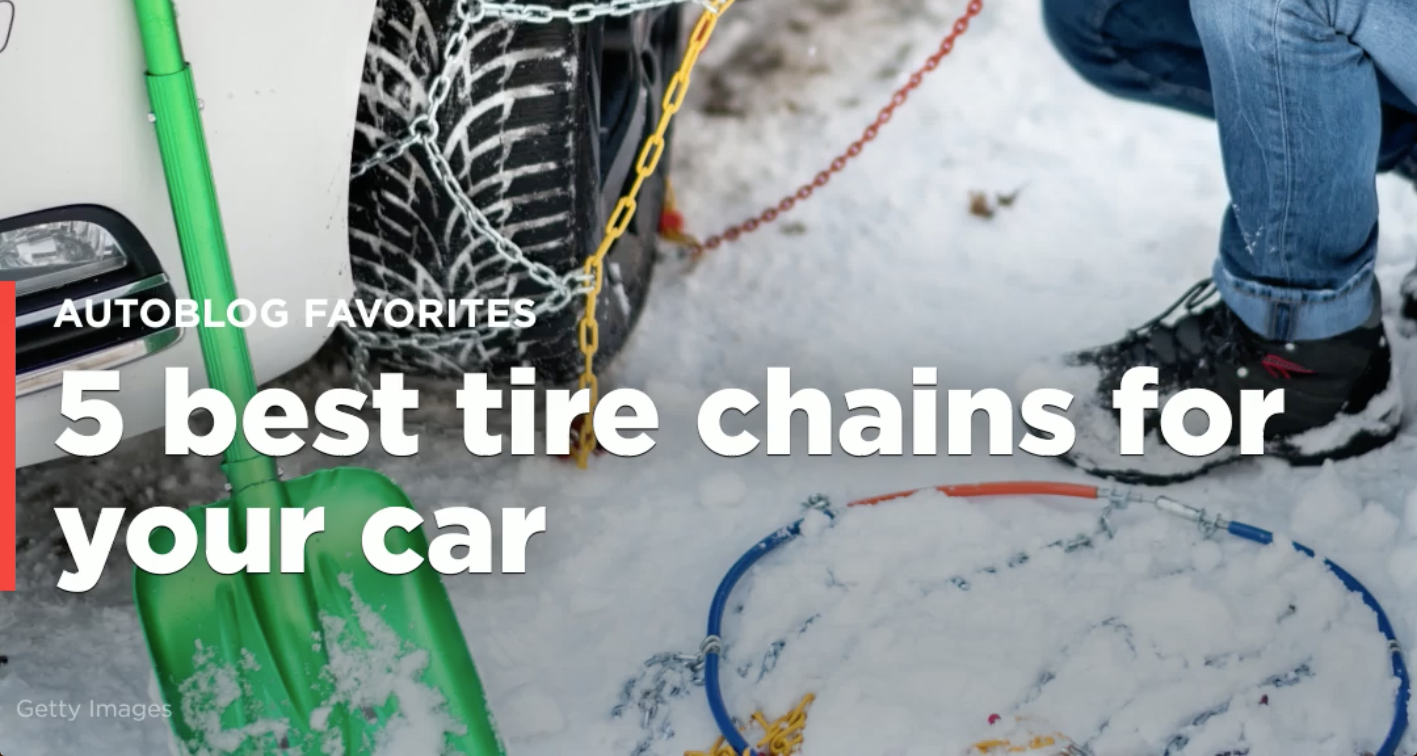 An argument for buying winter tires | Autoblog
