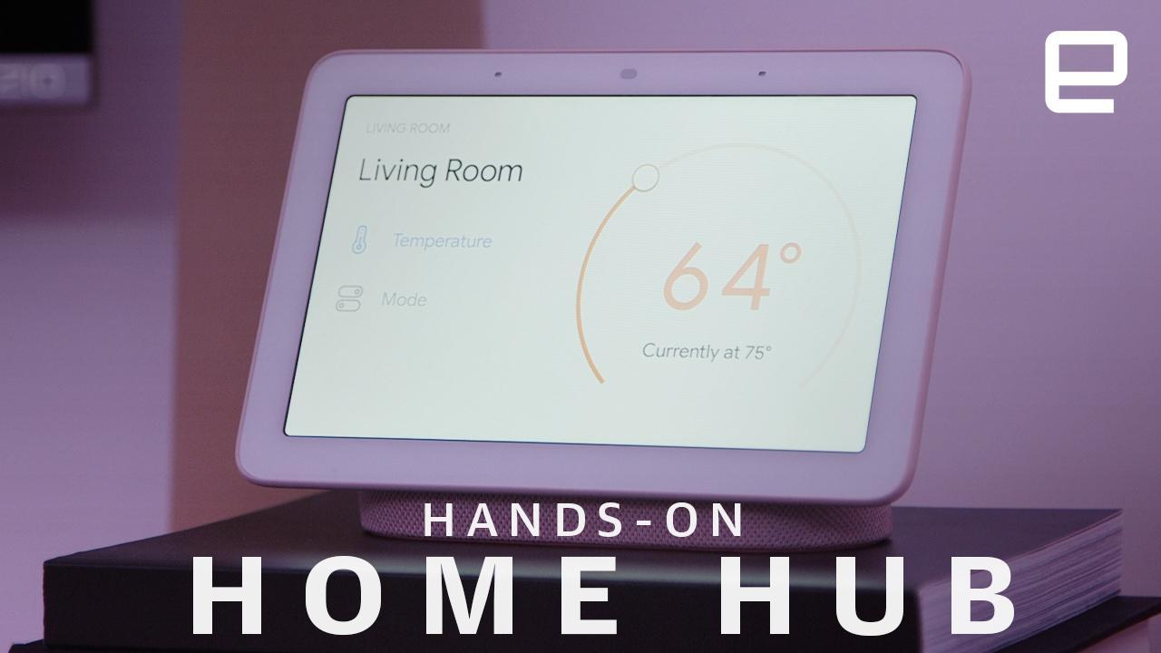 Google S Home Hub Is More Like A Chromecast Than An Android Tablet