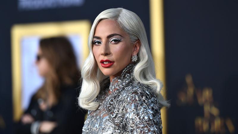 Lady Gaga Blasts Trump, Uplifts Fellow Evacuees At California Wildfire Shelter