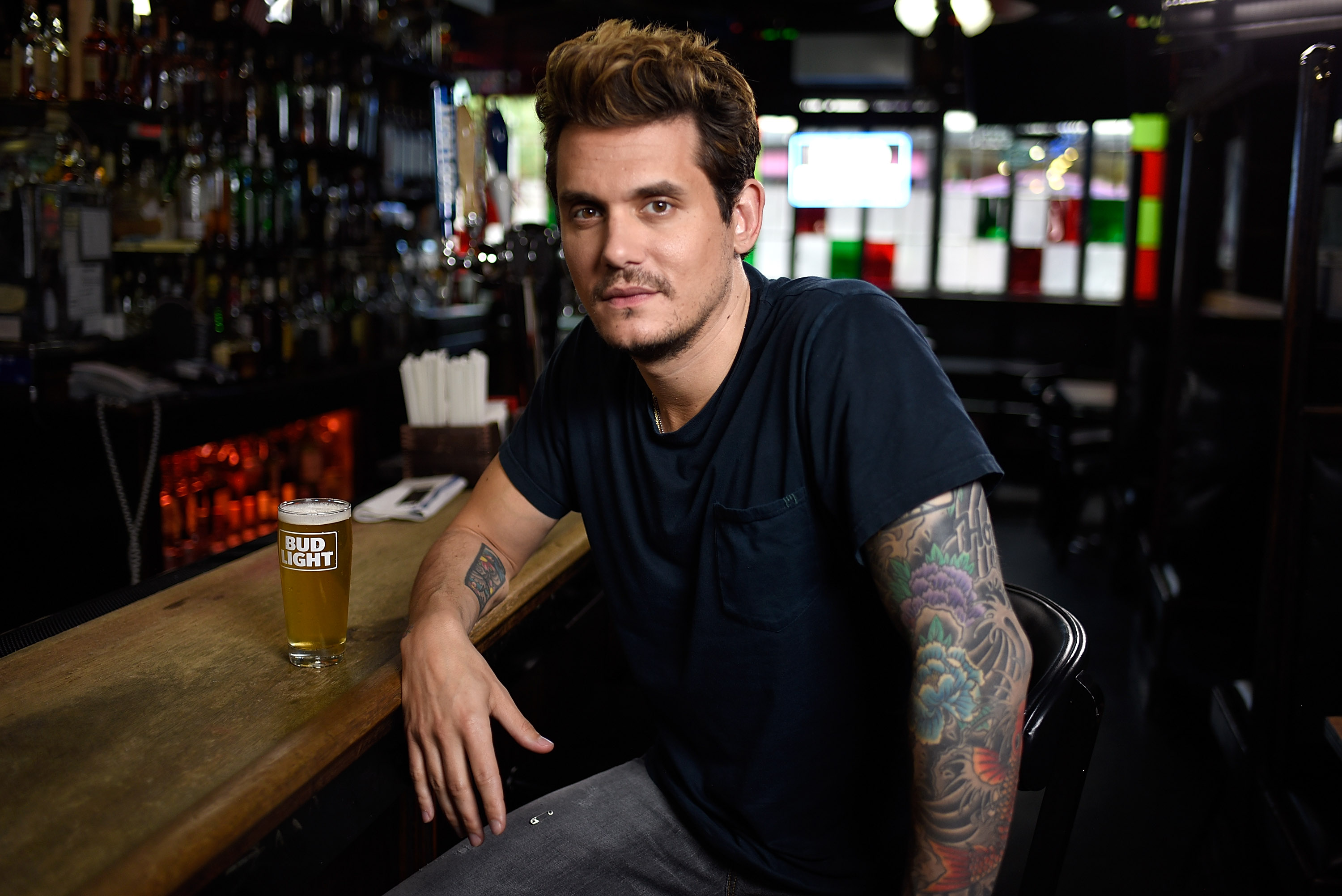 John Mayer Reveals Why He Gave Up Drinking After Drake's Birthday Party