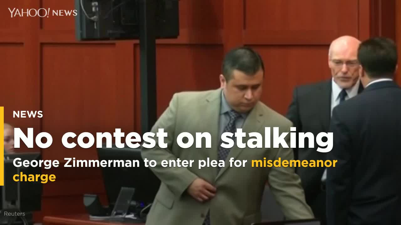 Tinder Bans George Zimmerman From Dating App, Citing User Safety