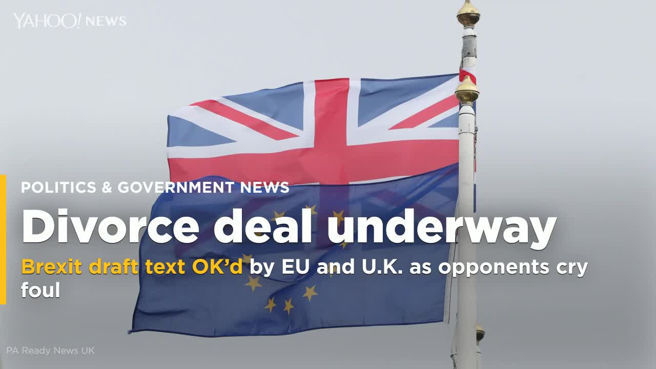 Brexit Deal: Everything You Need To Know On Theresa May's Judgment Day