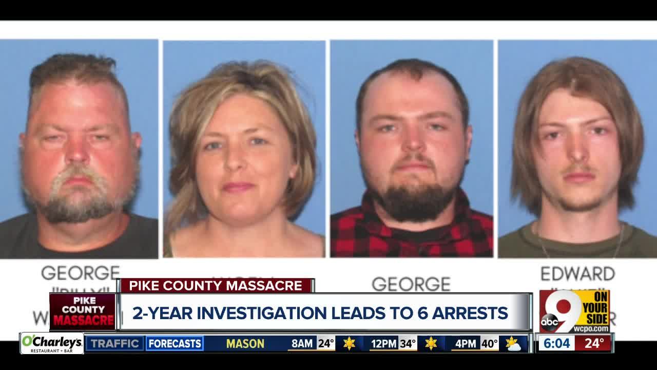 Ohio Family Of 4 Charged In 'Cold-Blooded' Massacre Of Another Family