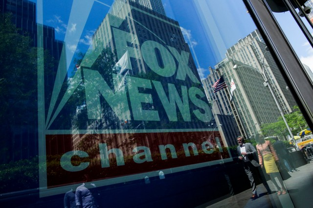 National News - Fox, Other Media Companies Support CNN In White House Lawsuit