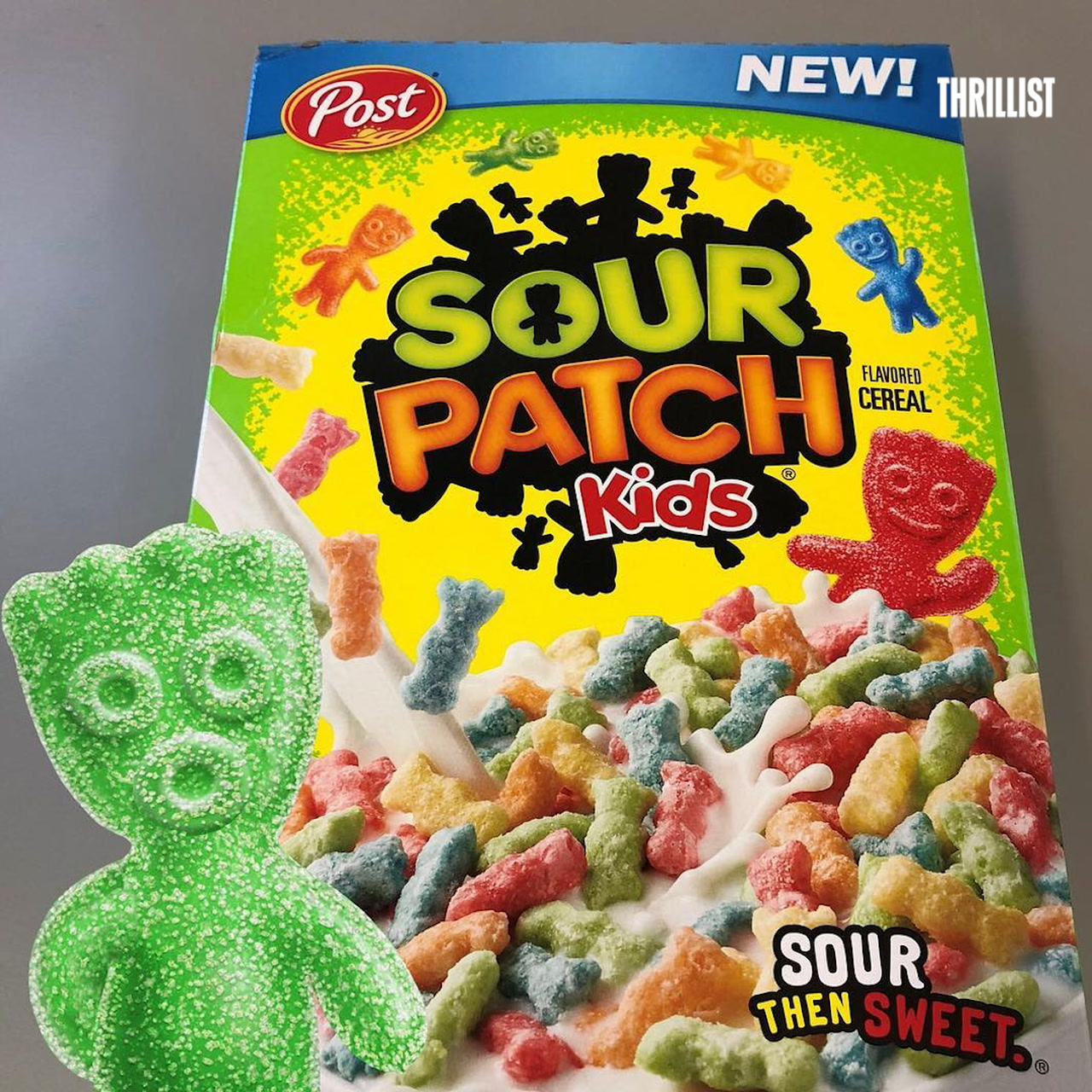 Sour Patch Kids is launching 'Singles Only' merchandise