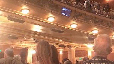 National News - Man Shouts 'Heil Hitler, Heil Trump' At Performance of Fiddler on the Roof
