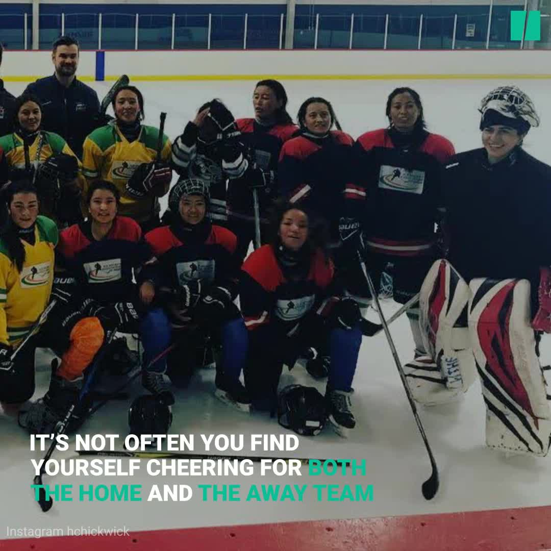 India's Women's Hockey Team Makes History In Canada  | HuffPost Canada