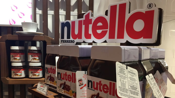 Costco is selling a nearly 7-pound bucket of Nutella