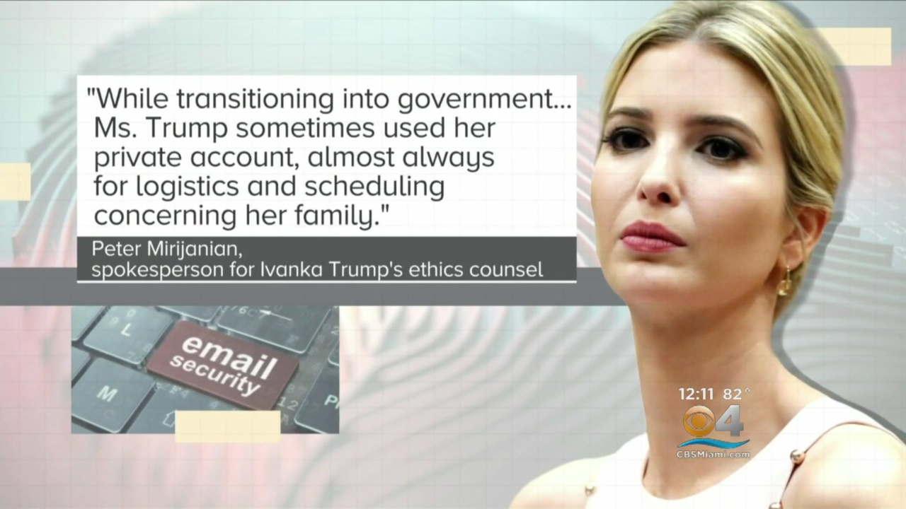 Fox News Gets 'Late Show' Silent Treatment Over Ivanka Trump's Emails