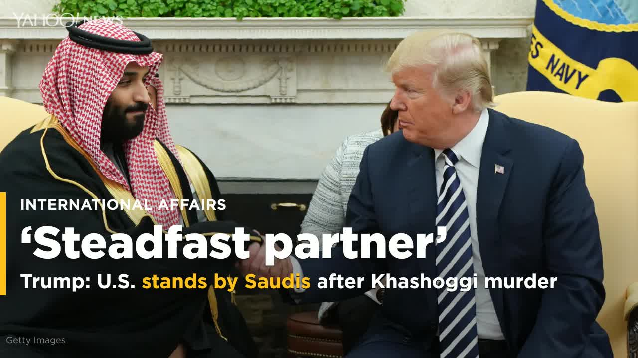 WaPo Publisher Slams Trump's 'Dangerous' MBS Response: Khashoggi 'Deserves Better'