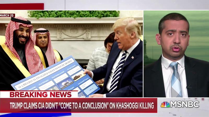 Turkey's Foreign Minister Accuses Trump Of Turning 'Blind Eye' To Khashoggi's Murder