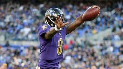 Sports Top Stories - Ravens Rookies Make NFL History