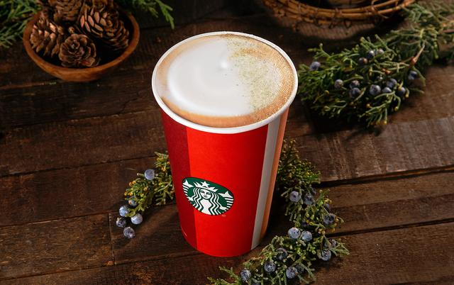National News - Starbucks Holiday Drinks Loaded With Sugar