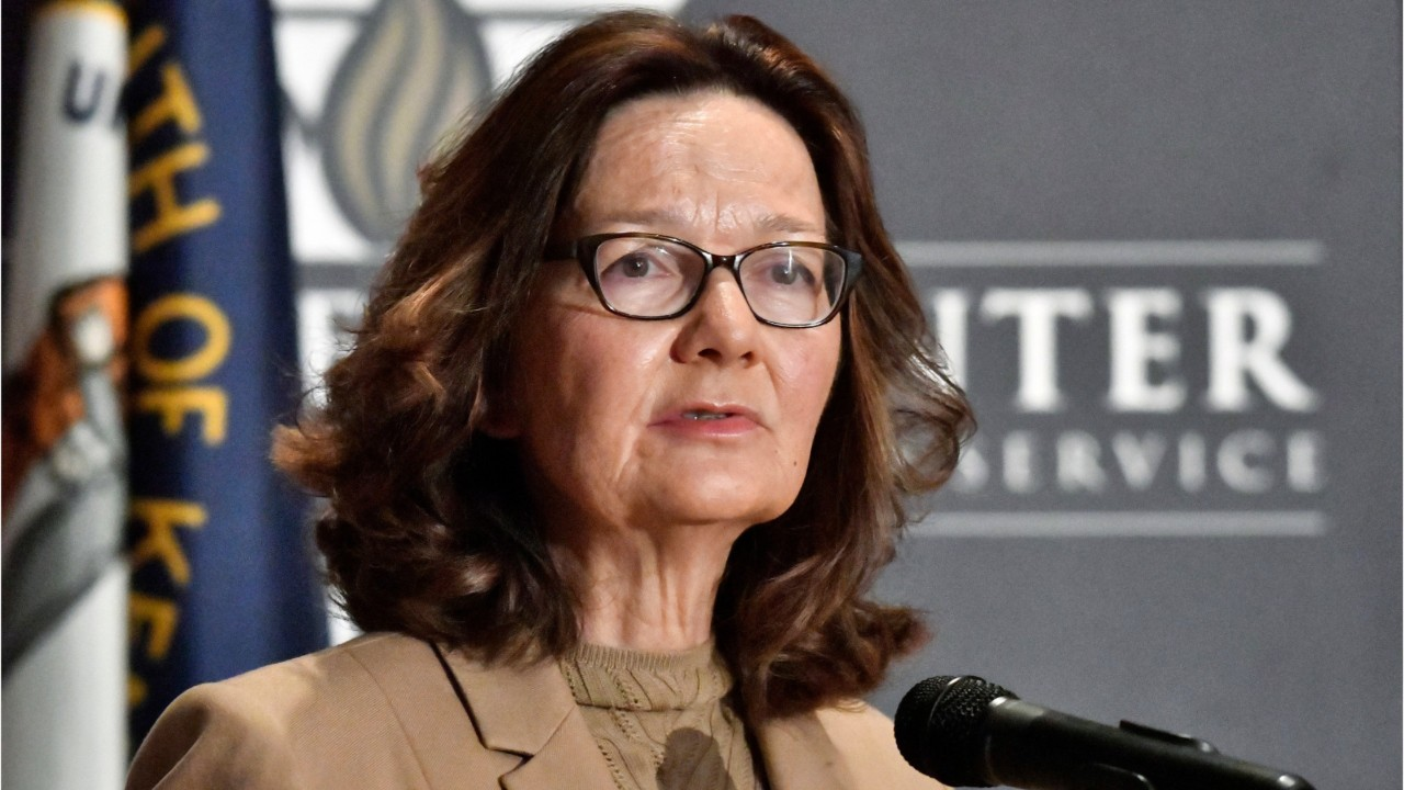 Politics - CIA Director Gina Haspel To Brief Senators On Jamal Khashoggi Murder