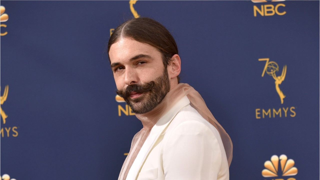 Queer Eye's Jonathan Van Ness Opens Up About 'Devastating' HIV Diagnosis