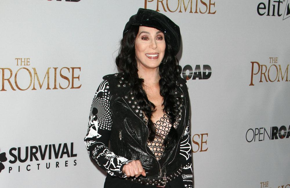 Cher Says Book, Movie About Her Life Are Coming In 2020