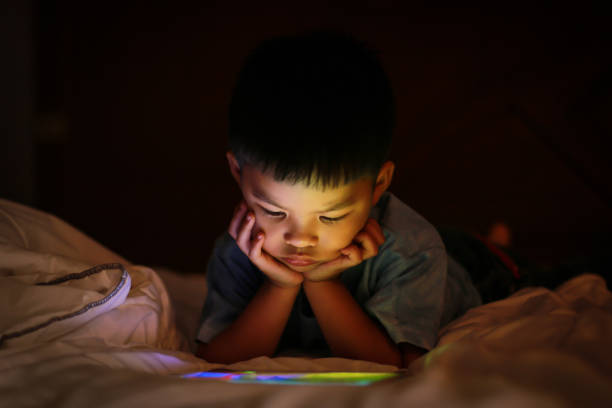 National News - Study: Screen Time Reduces Child Brain Function