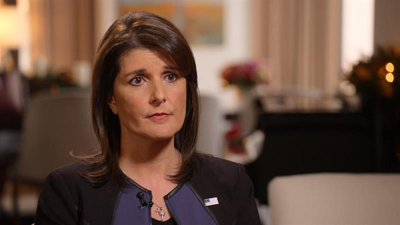 Nikki Haley: Trump Would 'Ratchet Up The Rhetoric,' I'd Use It At UN