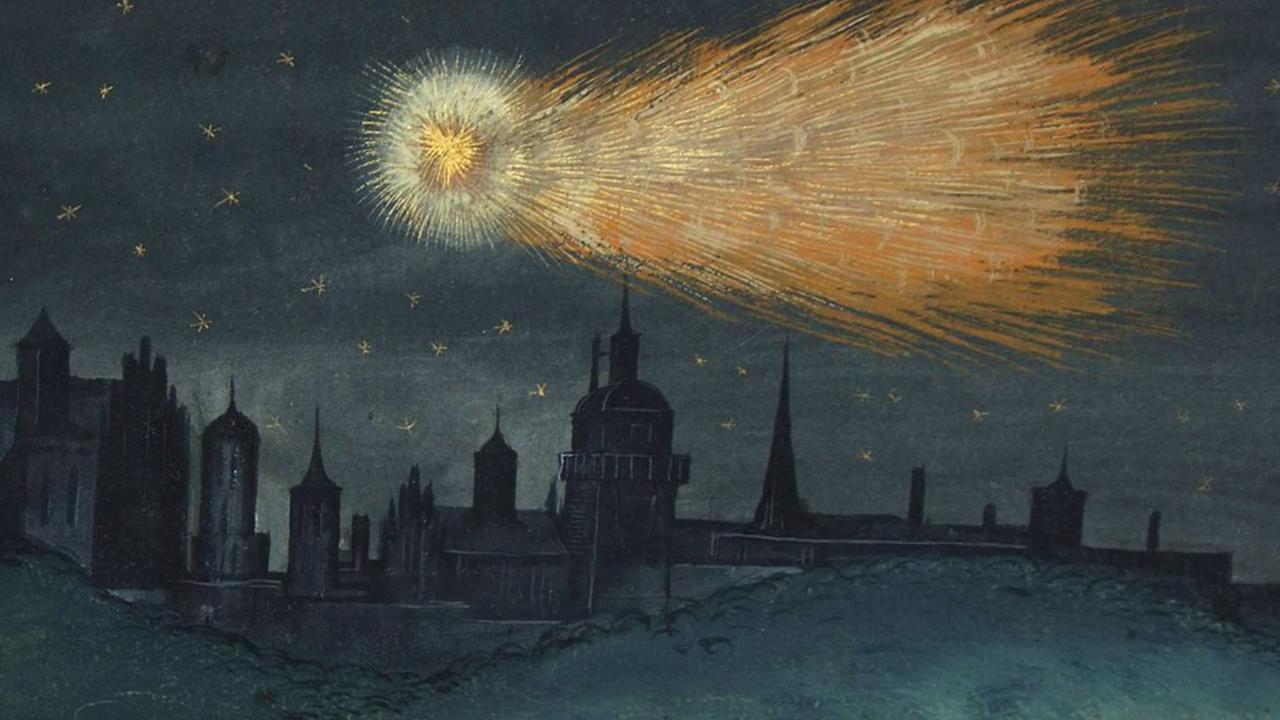 National News - 'Christmas Comet' Visible From Earth on Sunday, Here's How to See It