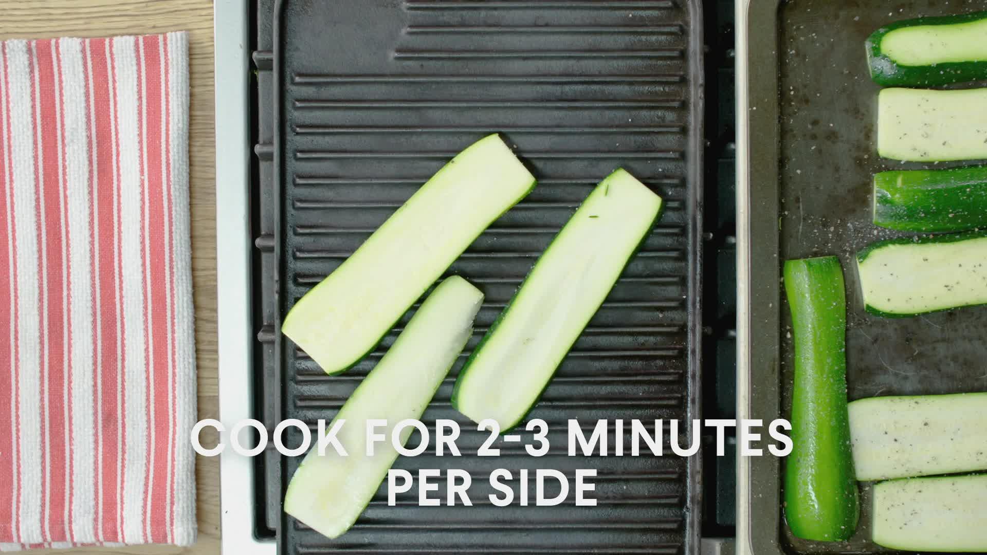 Best Bites: Spinach zucchini lasagna rolls