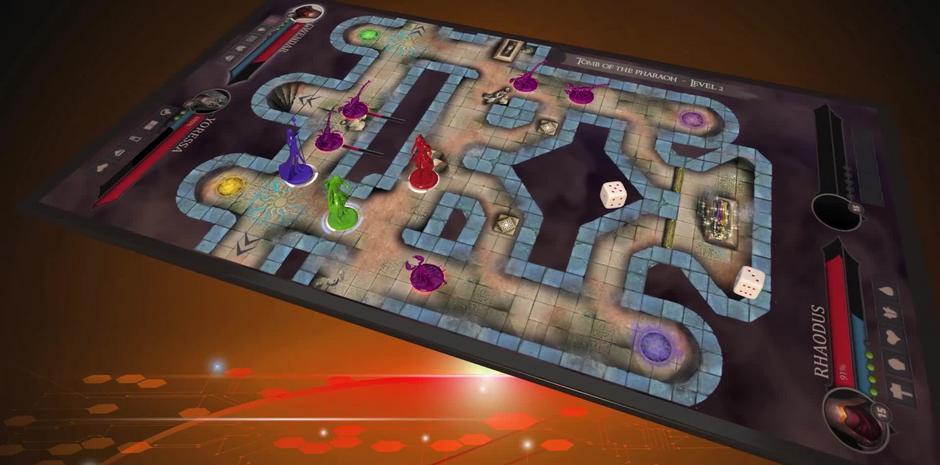 Smartboard is a universal board game console – TechCrunch