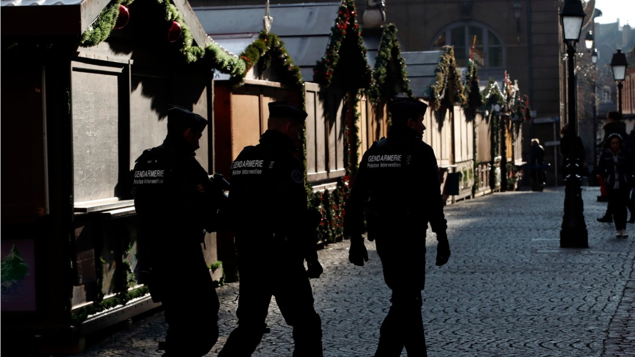 National News - Strasbourg Shooting Suspect Dead