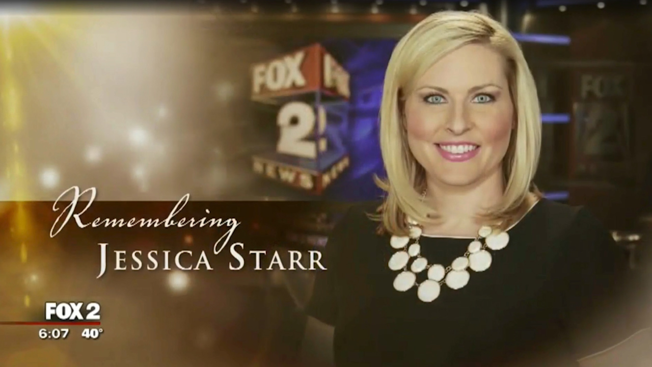 Detroit meteorologist Jessica Starr hanged herself, medical examiner says