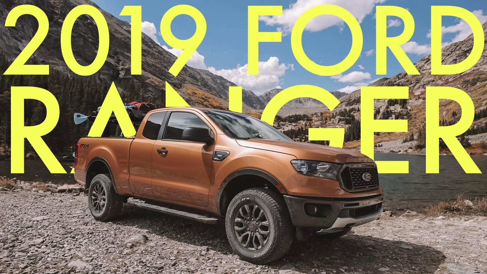 40 Ford Ranger has been issued a shifter related recall   Autoblog