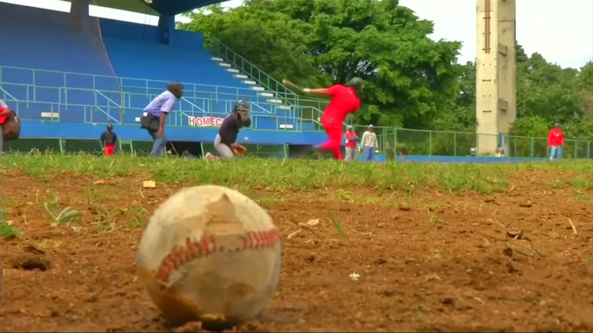 Sports Top Stories - MLB, Cuba Agree Players Don't Have To Defect To Sign With U.S. Teams