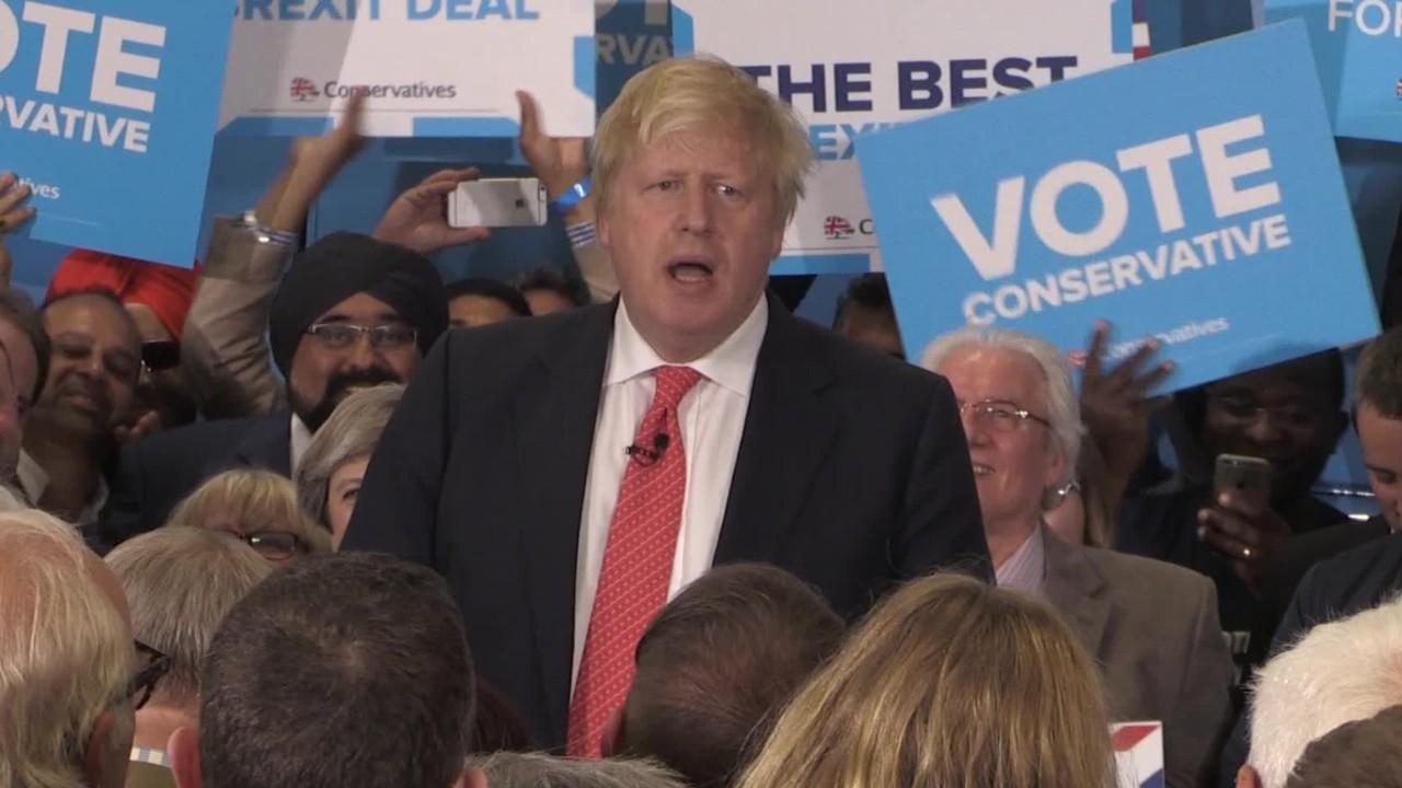 Boris Johnson Admits To Having Regrets Over 'Bottling' 2016 Tory Leadership Race