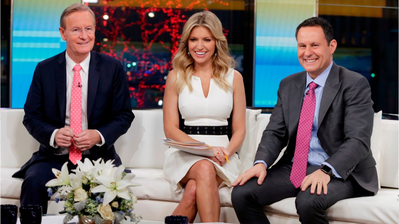 'Fox & Friends' guest says poor people too busy 'watching porn' to get a job