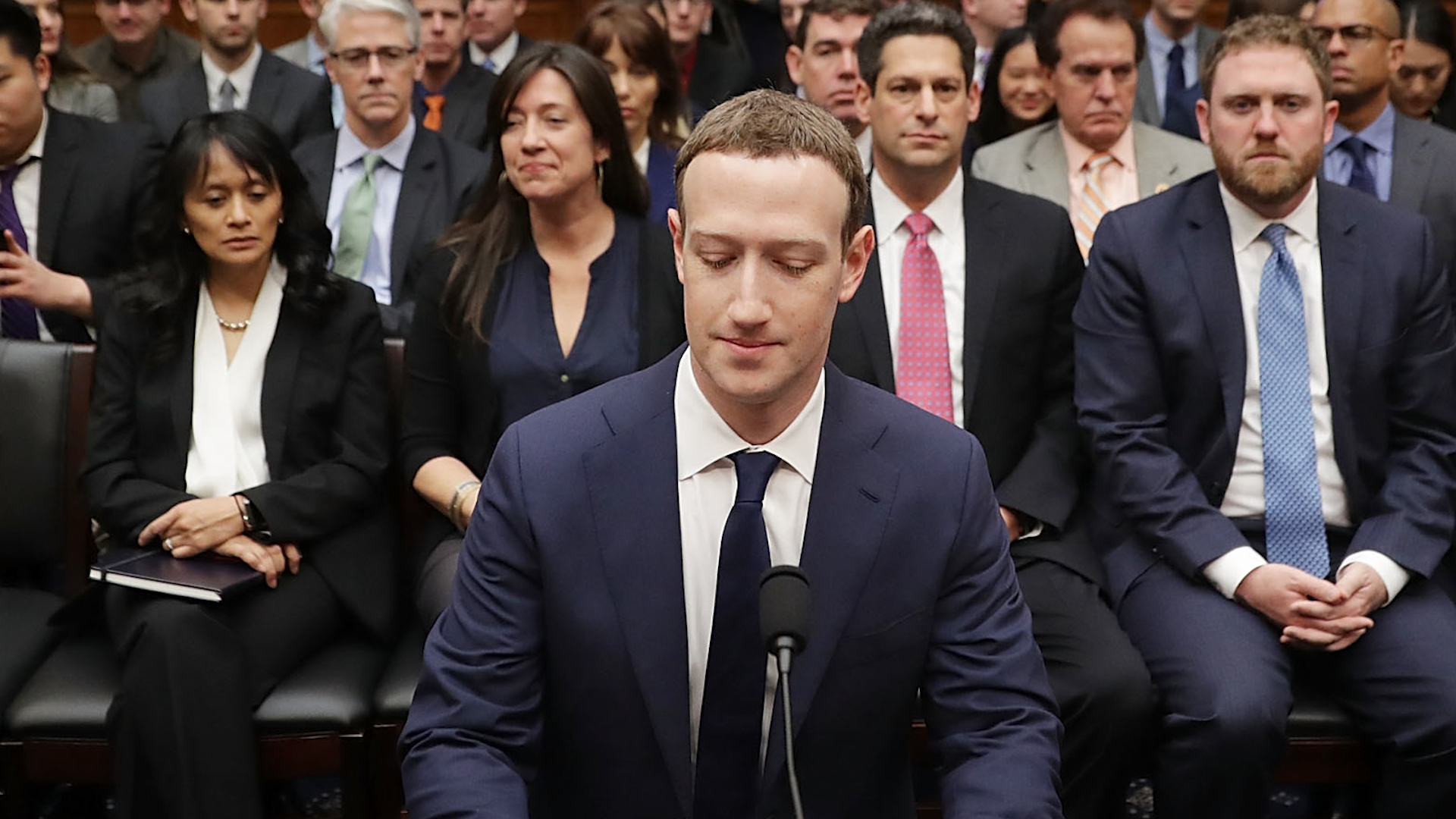 Mark Zuckerberg Says Facebook Can't Stop All Election Interference