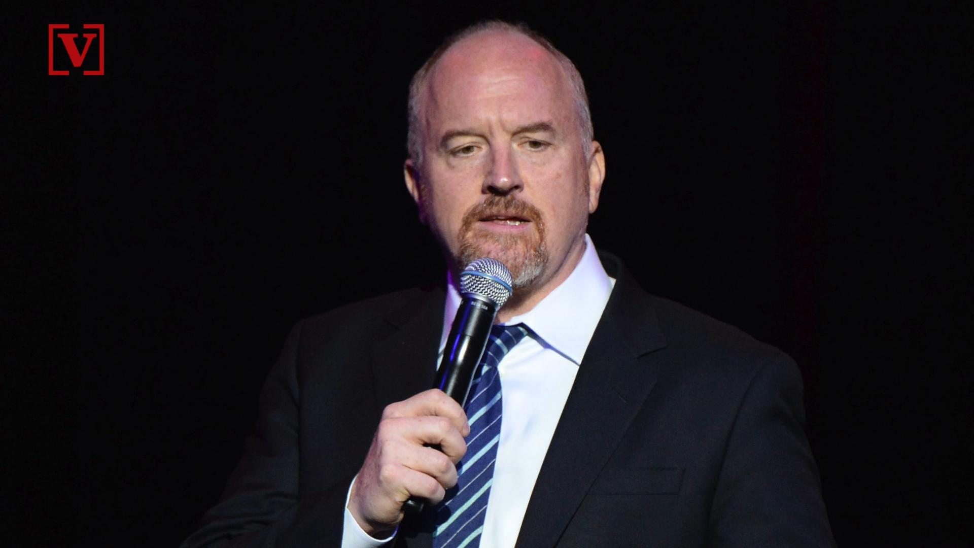 Louis C.K.'s 'Pathetic Jokes' About Parkland Shooting Slammed By Victim's Dad