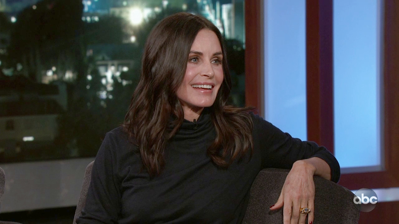 Courteney Cox gushes about boyfriend Johnny McDaid with rare birthday selfie