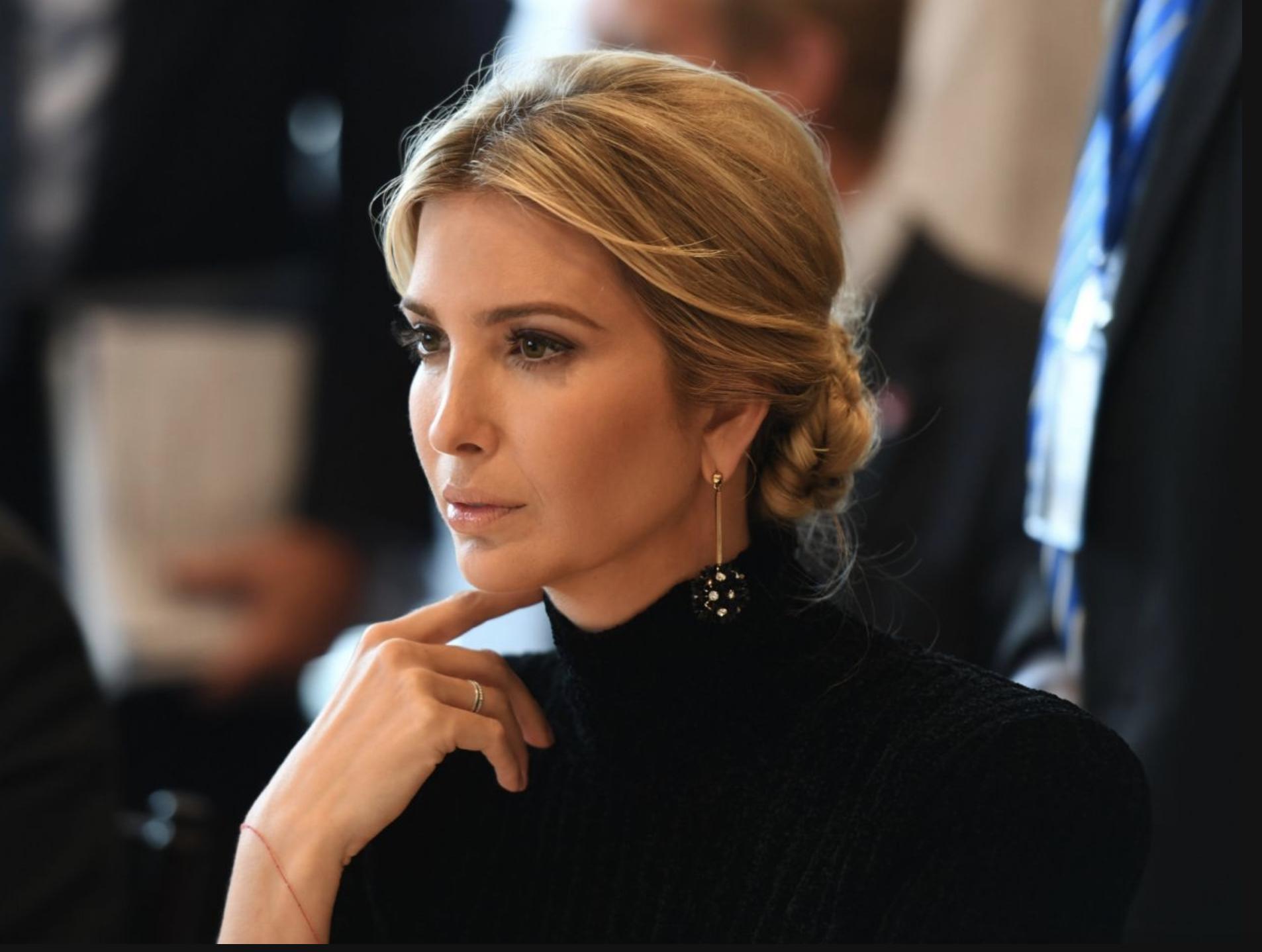 Donald Trump Jr.'s girlfriend, Kimberly Guilfoyle, calls Ivanka Trump an 'inspiration to so many women'